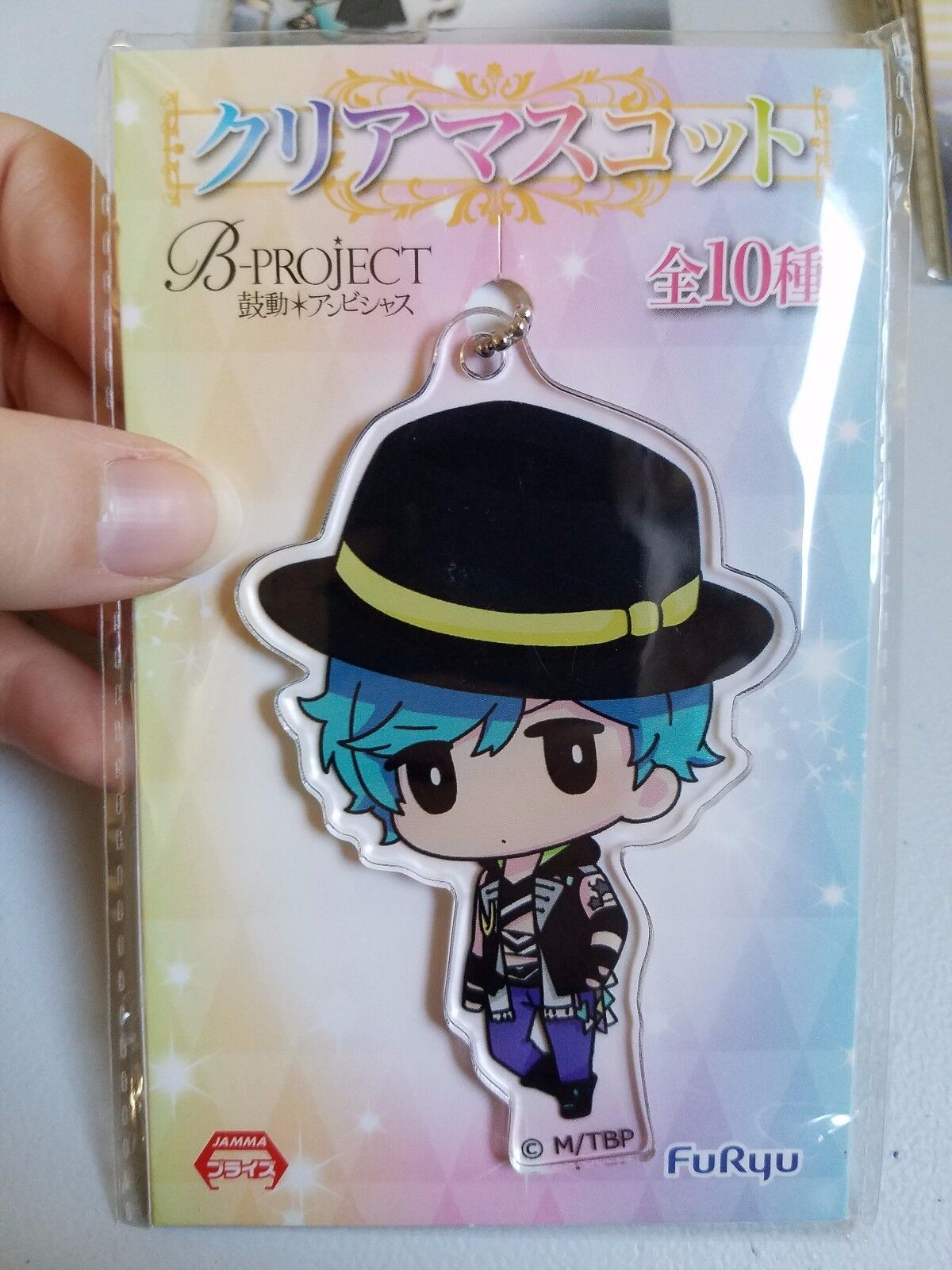 B-Project Acrylic Clear M....<br>