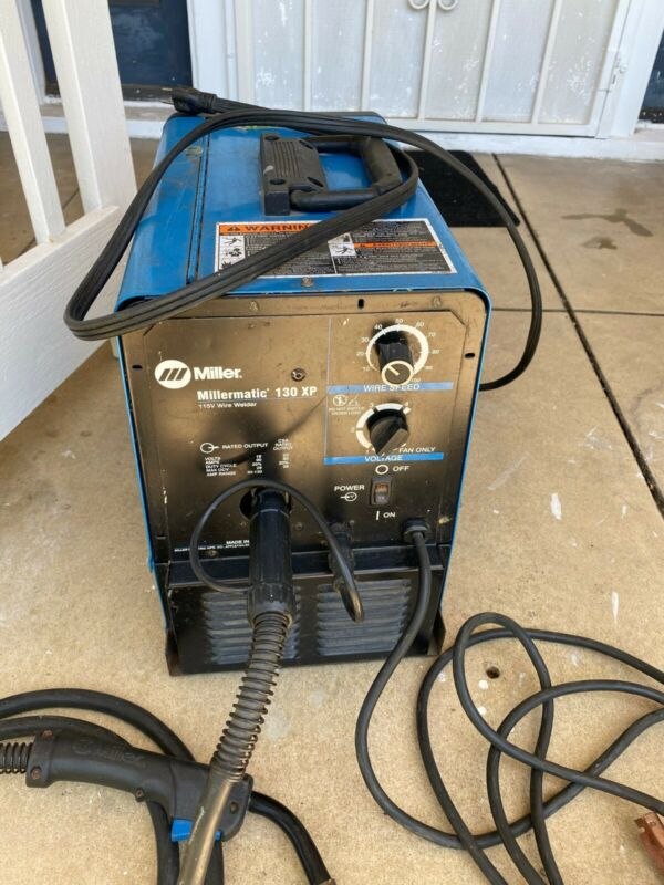 Miller Millermatic 135 xp wire welder