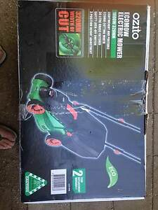 Ozito Electric Lawn Mower Romsey Macedon Ranges Preview