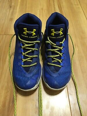 Under Armour Kids Curry 3 GS Grade School Basketball Shoes Boys Size 5.5