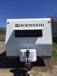 Forest River Rockwood 29' trailer RV