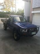 2000 model toyota Hilux Petrol Southport Gold Coast City Preview