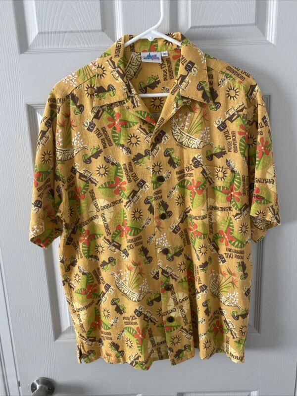 SHAG Disneyland Enchanted Tiki Room 40th Anniversary Shirt - Rare' Size Medium