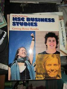 HSC BUSINESS STUDIES TEXTBOOKS YEARS 11 & 12 BUSINESS STUDIES Northbridge Willoughby Area Preview