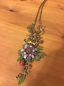 Authentic Betsy Johnson Necklace
