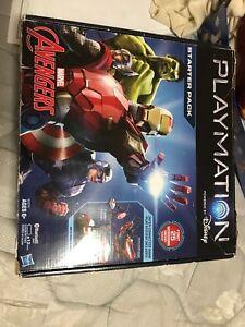 Playmation Avengers set for sale!