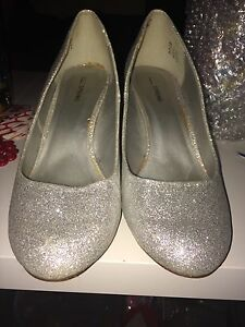 Glitter shoes  size 10