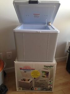 Koolatron Voyager 28 L Travel Cooler - Great for Camping !!