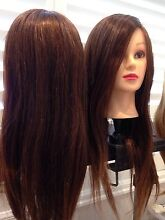 Hairdressing Practice Training Mannequin Head Maribyrnong Maribyrnong Area Preview
