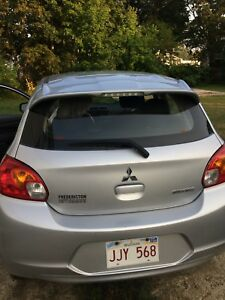 2014 fully loaded Mitsubishi Mirage ES