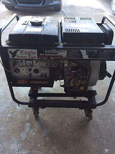 6500 watt diesel generator