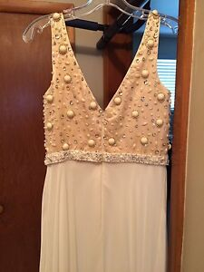 Gorgeous dress! Never worn