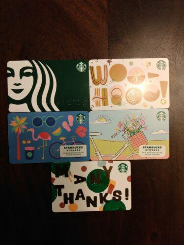 500 In Starbucks Gift Cards  - $425.00