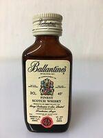 Mignon Miniature Ballantine's Finest Scotch Whisky 3cl 40% Vol B. - scotch - ebay.it