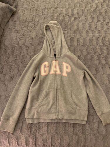 Girls Gap Fleece Sweatshirt Size 8 (M)