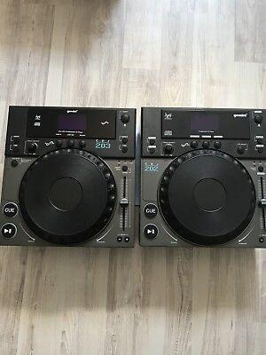 Gemini CDJ 203 + Gemini CDJ 202 Single Player