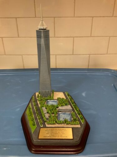 Danbury Mint  -  One World Trade Center