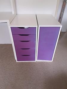 ikea drawers in perth region wa gumtree australia free local classifieds. Black Bedroom Furniture Sets. Home Design Ideas