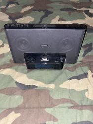 SONY Model ICF-CS15ip iPhone/iPod Clock Radio Speaker Dock No Remote NEVER USED