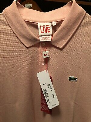 Lacoste Live Slim Fit Polo Size (8) XXL NWT 100% Authentic
