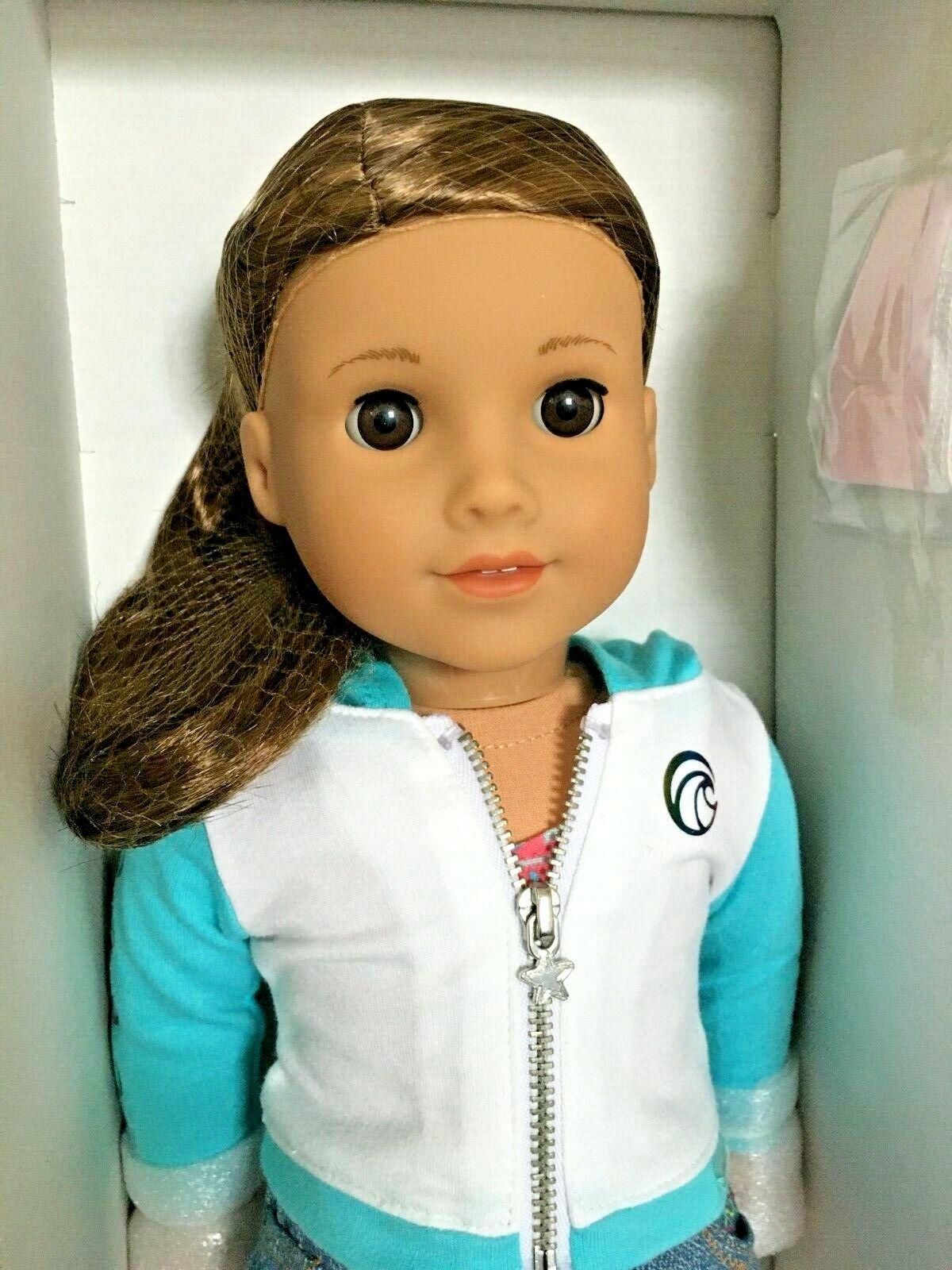 American Girl Joss Kendrick Doll Book 18 GOTY 2020 NIB see Below Features  - $133.85