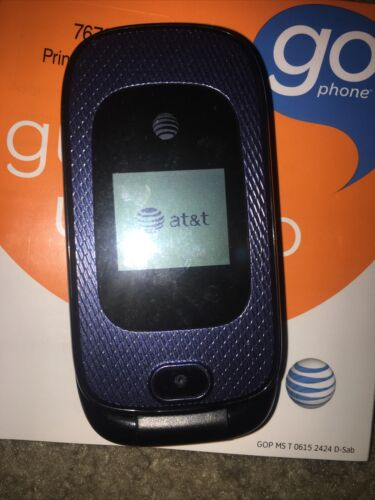 ZTE Z222 AT T Cell Phone  - $26.00