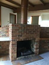FirePlace with Grate & Copper Flue Glen Waverley Monash Area Preview