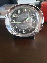 Vintage Westclox Baby Ben Wind-up Alarm Clock With Glowing Arms/Numbers