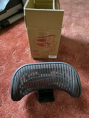 Engineered Now The Original Headrest for Herman Miller Aeron Chair H3 LEAD