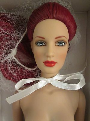 Hearts Aflame Nude Tonner Alice in Wonderland Doll 400 Made 2006 Tyler BW Body