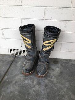 Axo mx boots motorcross enduro dirtbike