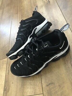 Official Nike VaporMax Plus Black Size UK 7 used