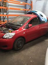 Toyota Yaris 2008 (Wrecking) Brighton-le-sands Rockdale Area Preview