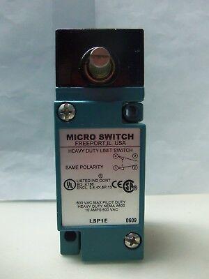 New Honeywell Lsp1e Heavy Duty Micro Limit Switch 600 Vac Max