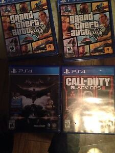 Ps4 games / Gta
