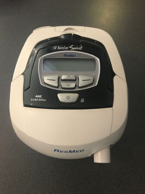Cpap Bedside Table: Resmed S8 Autoset CPAP