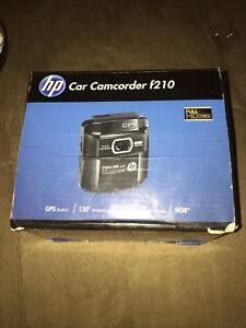 HP Car Camcorder F210
