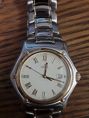 1911 Ladies Wrist Watch - Ebel 1911 1087221/10665P Wrist Watch for Women