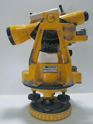 Lietz Transit Surveyors Model 300 Level Scope With Case