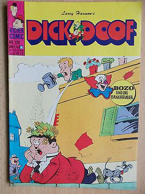 Comics Hefte, Dick und Doof, Kicher Comic , Nr. 170 , 1974, Williams-Verlag