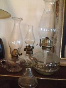 Oil lamps/Perry sound