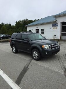 2006 Ford Escape XLT V6 Auto AWD
