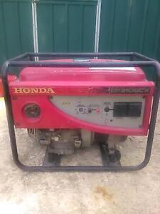 Honda generator Port Kennedy Rockingham Area Preview