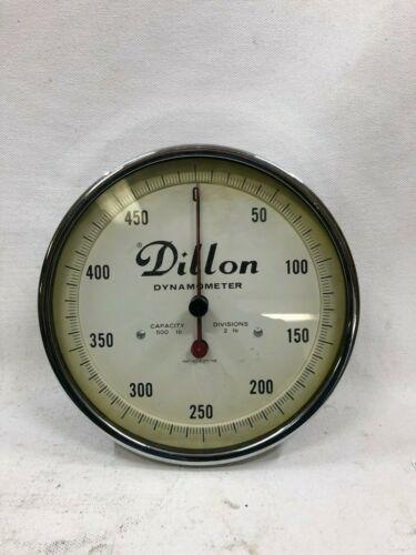 Dillon Dynamometer 500 lb Capacity w/ 2 lb Divisions