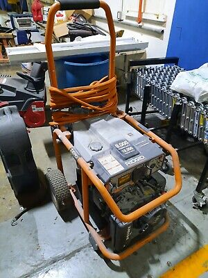 Ridgid 8000 Watt Gas Powered Generator