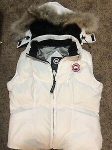 Ladies Canada goose vest