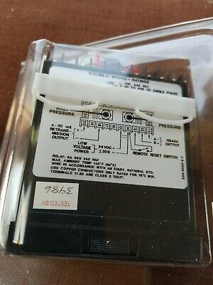 Dwyer Instruments Dh-015 Digital Panel Meterpressure