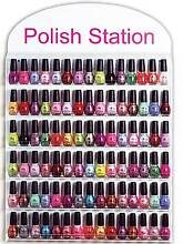 NAIL POLISH DISPLAY STAND WALL MOUNTABLE NAIL - HOLDS 96 BOTTLES Lawnton Pine Rivers Area Preview