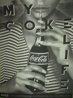 Coca Cola My Coke Life Green T Shirt Womens Size Medium