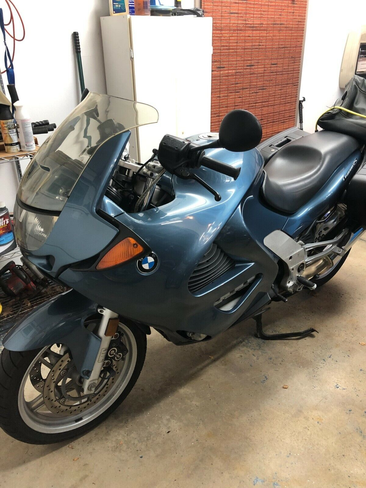 1998 bmw k1200rs abs